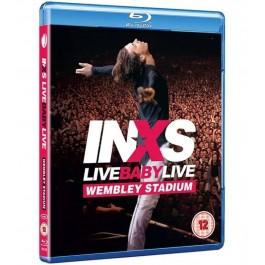 Inxs Live Baby Live Wembley Stadium BLU-RAY