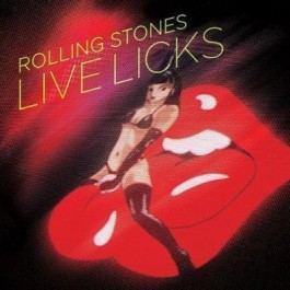 Rolling Stones Live Licks Remasters CD2