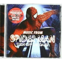 Soundtrack Spider - Man Turn Off The Dark CD