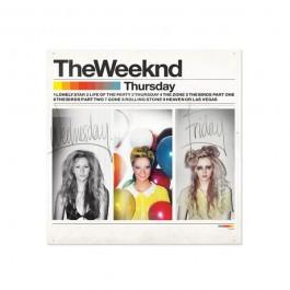 Weeknd Thursday CD