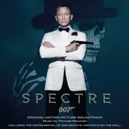 Soundtrack Spectre By Thomas Newman LP2