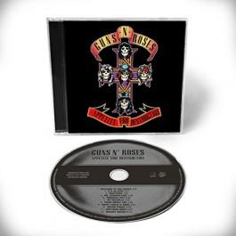 Guns N Roses Appetite For Destruction Remaster CD