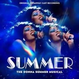 Soundtrack Summer The Donna Summer Musical CD