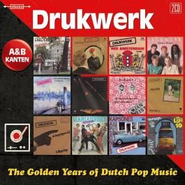 Drukwerk Golden Years Of Dutch Pop Music CD2