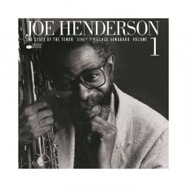 Joe Henderson State Of The Tenor LP