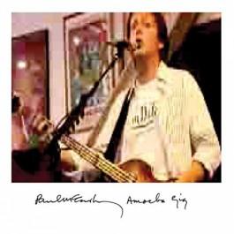 Paul Mccartney Amoeba Gig LP2