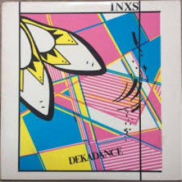 Inxs Dekadance LP