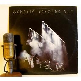 Genesis Seconds Out LP2