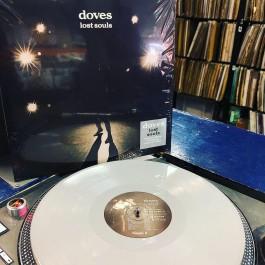 Doves Last Broadcast Coloured Vinyl LP3