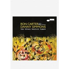 Ron Carter Danny Simmons Brown Beatnik Tomes CD