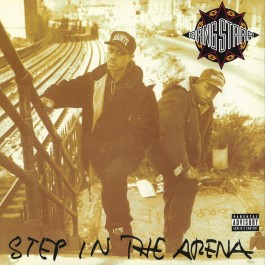 Gang Starr Step In The Arena LP2