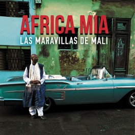 Las Maravillas De Mali Africa Mia CD