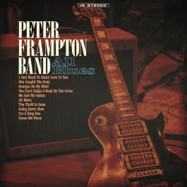 Peter Frampton Band All Blues CD