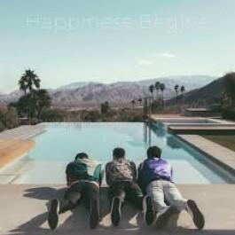 Jonas Brothers Happiness Begins Deluxe CD