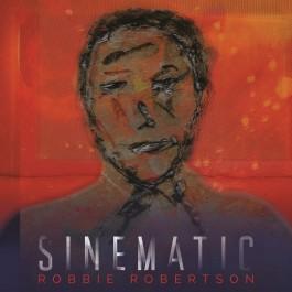 Robbie Robertson Sinematic CD