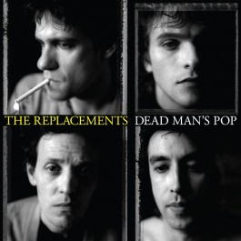 Replacements Dead Mans Pop Deluxe LP+CD4