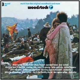 Various Artists Woodstock 50Th Anniversary Vol.1 Blue&pink LP3