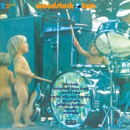 Various Artists Woodstock 50Th Anniversary Vol.2 Orange & Green LP2