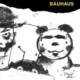 Bauhaus Mask 40 Years Celebrating Yellow Vinyl LP