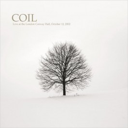 Coil Live At London Conway Hall, October 12, 2002 LP
