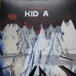 Radiohead Kid A LP2