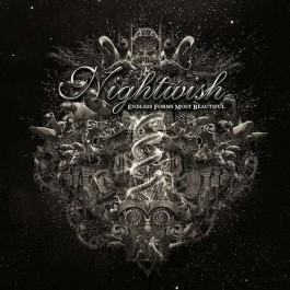 Nightwish Endless Forms Most Beautiful CD
