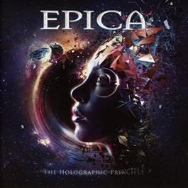 Epica Holographic Principle CD