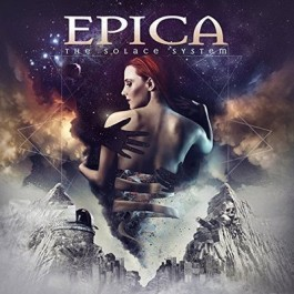 Epica Solace System Limited Digipak CD
