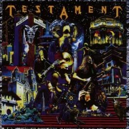 Testament Live At The Fillmore CD