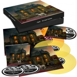 Opeth In Cauda Venenum Limited Box LP2+CD2+BLU-RAY