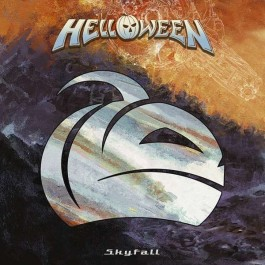 Helloween Skyfall Single CD