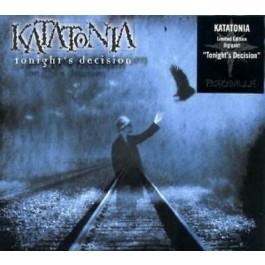 Katatonia Tonights Decision CD