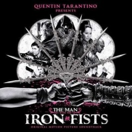 Soundtrack Man With The Iron Fists CD