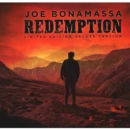 Joe Bonamassa Redemption Deluxe CD
