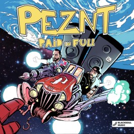 Peznt Paid In Full Red & Blue Vinyl Edition LP2