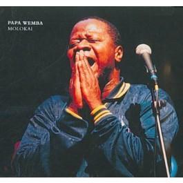 Papa Wemba Molokai CD
