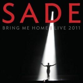 Sade Bring Me Home, Live 2011 DVD+CD