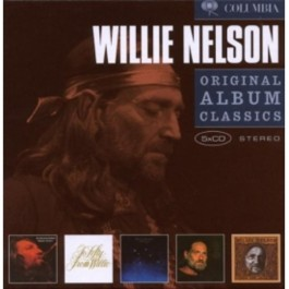 Willie Nelson Original Album Classics CD5