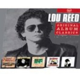 Lou Reed Original Album Classics CD5