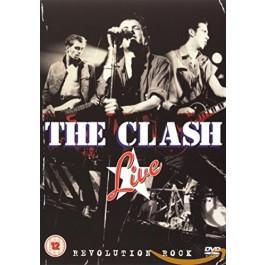 Clash Revolution Rock Live DVD