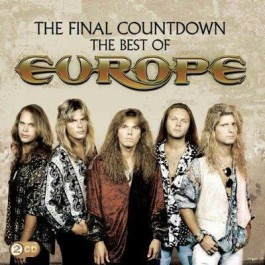 Europe Final Countdown - The Best Of CD2