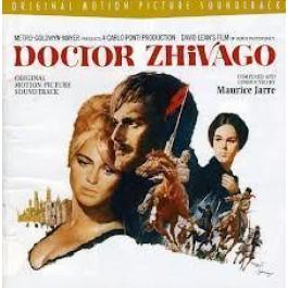 Soundtrack Doctor Zhivago CD