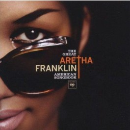 Aretha Franklin Great American Songbook CD