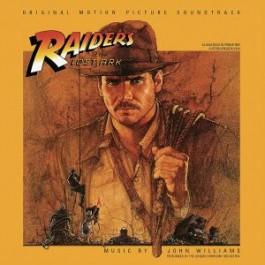 Soundtrack Indiana Jones Raiders Of The Lost Ark LP2