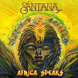 Santana Africa Speaks LP2