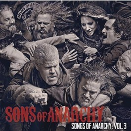 Soundtrack Sons Of Anarchy Vol.3 CD