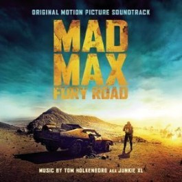 Soundtrack Mad Max Fury Road CD