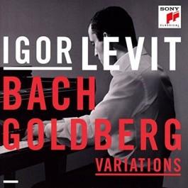 Igor Levit Bach Goldberg Variation CD