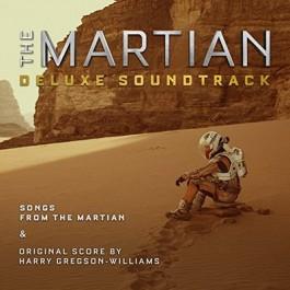 Soundtrack Martian Deluxe-Songs & Score CD2