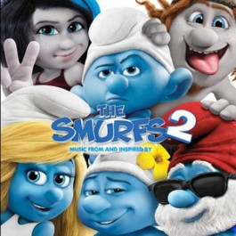 Soundtrack Smurfs 2 CD